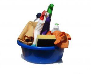 erhvervsrengøring + rengøringsfirma